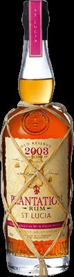 Plantation st. lucia 2003  rum 400px