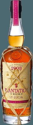 Medium plantation st. lucia 2003  rum 400px