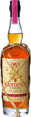 Medium plantation st. lucia 2003  rum 400px