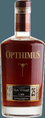 Medium opthimus 25 year malt whiskey finish rum 400px