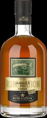 Rum nation jamaica 8 year pot still rum 400px