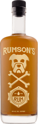Medium rumsons gold rum