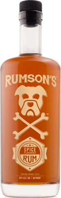 Medium rumsons spiced rum
