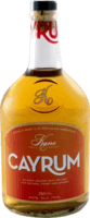 Small cayrum golden rum