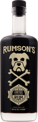 Medium rumsons coffee rum