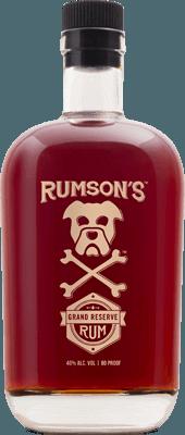 Medium rumsons grand reserve rum