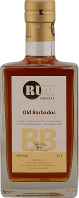 Rum company old barbados rum 400px