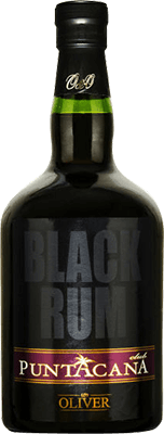 Medium punta cana black rum 400px
