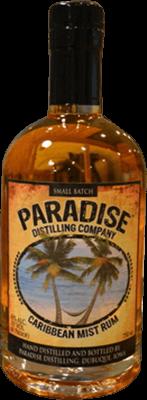 Paradise distilling caribbean mist rum 400px
