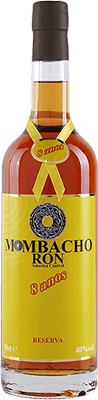 Mombacho 8 year rum 400px