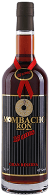 Mombacho 15 year rum 400px
