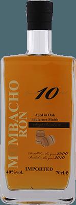 Medium mombacho 10 year sauternes finished rum 400px