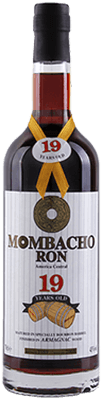 Mombacho 19 year armagnac finished rum 400px