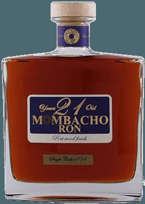 Medium mombacho 21 year port wood rum 400px