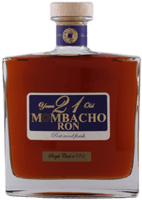 Small mombacho 21 year port wood rum 400px