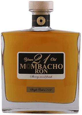 Medium mombacho 21 year sherry wood rum 400px
