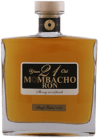 Small mombacho 21 year sherry wood rum 400px