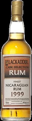 Blackadder nicaraguan 1999 rum 400px