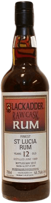 Blackadder st. lucia 12 year rum 400px