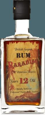 Medium rum paradise 12 year