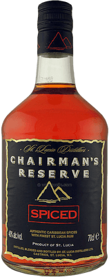 Medium chairmans reserve spiced rum 400px