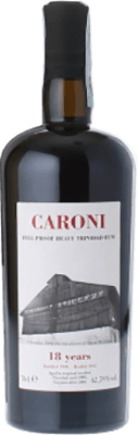 Caroni 1994 18 year heavy rum 400px