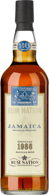 Medium rum nation jamaica 1986 26 year rum 400px