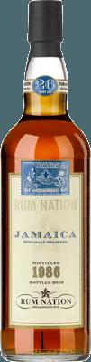 Medium rum nation jamaica 1986 26 year rum 400px