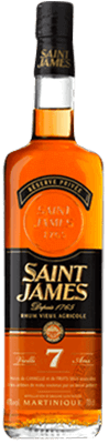 Medium saint james reserve privee 7 year rum 400px