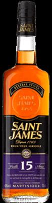 Saint james reserve privee 15 year rum 400px