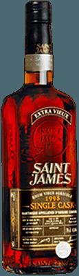 Medium saint james 1998 single cask rum 400px