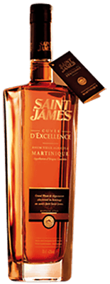 Medium saint james cuvee d excellence rum 400px