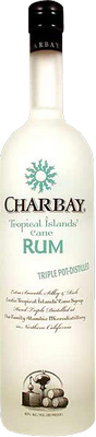 Charbay clear  rum
