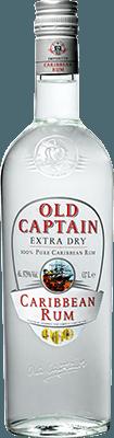 Medium old captain extra dry rum 400px