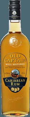 Medium old captain well matured rum 400px