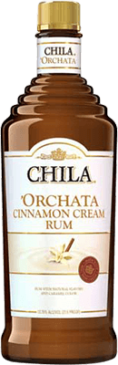 Medium chila orchata cinnamon cream rum 400px