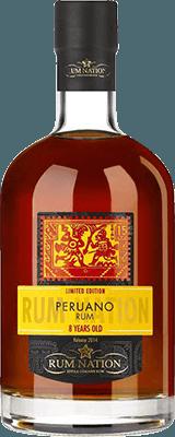 Medium rum nation peruano 8 year rum 400px