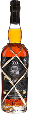 Medium plantation belize xo single cask pineau des charentes finish rum 400px