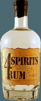 Medium 4 spirits silver rum 400