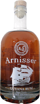 Medium arnisser no 5 rum 400