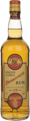 Medium cadenhead s demerara green label 15 year