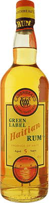 Medium cadenhead s haitian green label 5 year rum 400px