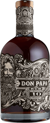 Medium don papa 10 year rum 400px