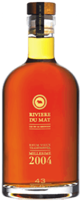 Medium riviere du mat vieux traditionnel millesime 2004 rum 400px