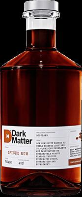 Dark matter spiced rum 400px
