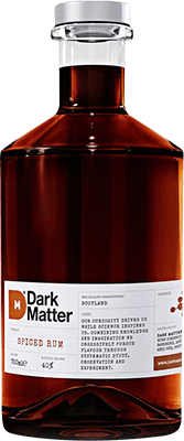Medium dark matter spiced rum 400px