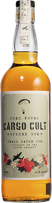 Cargo cult spiced rum 400px