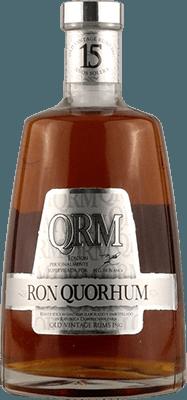 Medium ron quorhum 15 year rum 400px