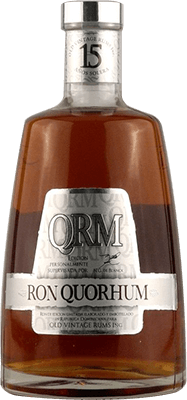 Medium ron quorhum 15 year rum 400px