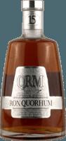 Small ron quorhum 15 year rum 400px